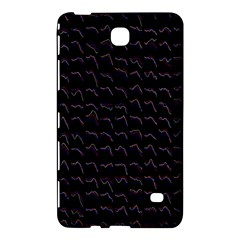 Smooth Color Pattern Samsung Galaxy Tab 4 (7 ) Hardshell Case