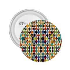 Retro Pattern Abstract 2 25  Buttons