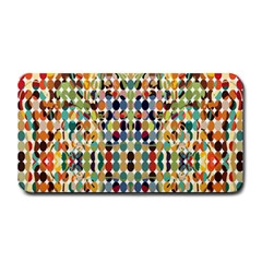 Retro Pattern Abstract Medium Bar Mats