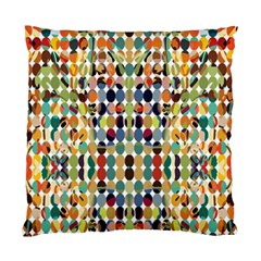 Retro Pattern Abstract Standard Cushion Case (one Side)
