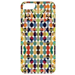 Retro Pattern Abstract Apple Iphone 5 Classic Hardshell Case