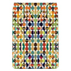 Retro Pattern Abstract Flap Covers (l)