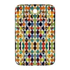 Retro Pattern Abstract Samsung Galaxy Note 8 0 N5100 Hardshell Case