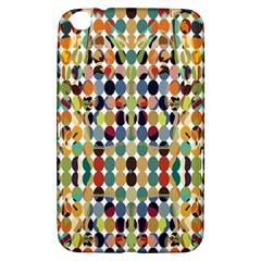 Retro Pattern Abstract Samsung Galaxy Tab 3 (8 ) T3100 Hardshell Case