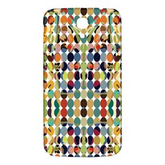 Retro Pattern Abstract Samsung Galaxy Mega I9200 Hardshell Back Case