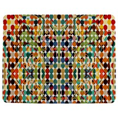 Retro Pattern Abstract Jigsaw Puzzle Photo Stand (rectangular)