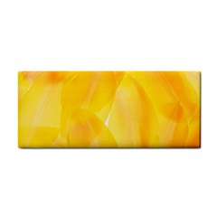 Yellow Pattern Painting Cosmetic Storage Cases