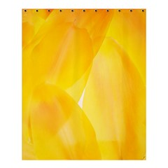 Yellow Pattern Painting Shower Curtain 60  X 72  (medium)