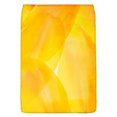 Yellow Pattern Painting Flap Covers (l)