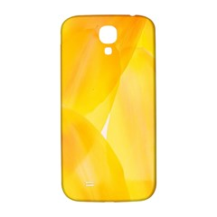 Yellow Pattern Painting Samsung Galaxy S4 I9500/i9505  Hardshell Back Case