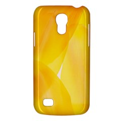 Yellow Pattern Painting Galaxy S4 Mini