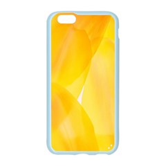 Yellow Pattern Painting Apple Seamless iPhone 6/6S Case (Color)