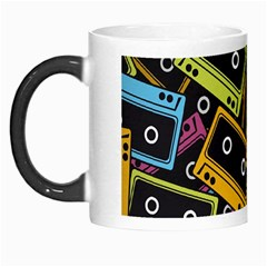 Type Pattern Morph Mugs