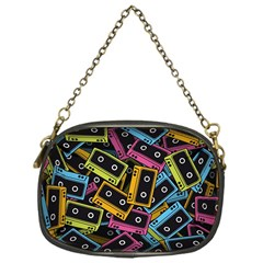Type Pattern Chain Purses (one Side)