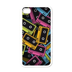 Type Pattern Apple Iphone 4 Case (white)