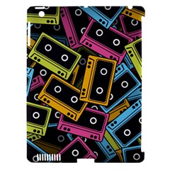Type Pattern Apple Ipad 3/4 Hardshell Case (compatible With Smart Cover)