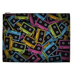 Type Pattern Cosmetic Bag (xxl)