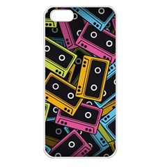 Type Pattern Apple Iphone 5 Seamless Case (white)