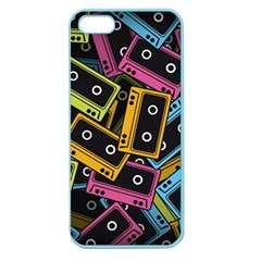 Type Pattern Apple Seamless Iphone 5 Case (color)