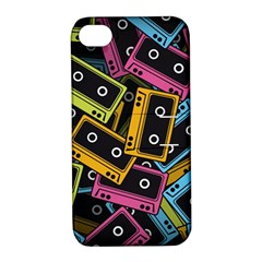 Type Pattern Apple Iphone 4/4s Hardshell Case With Stand