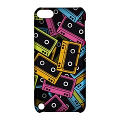 Type Pattern Apple Ipod Touch 5 Hardshell Case With Stand