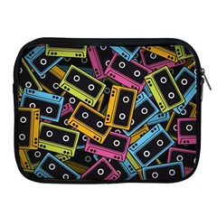 Type Pattern Apple Ipad 2/3/4 Zipper Cases