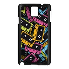 Type Pattern Samsung Galaxy Note 3 N9005 Case (Black)