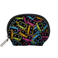 Type Pattern Accessory Pouches (small)