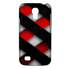 Red Textured Galaxy S4 Mini