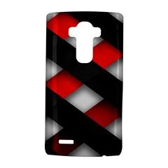 Red Textured Lg G4 Hardshell Case