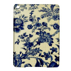 Vintage Blue Drawings On Fabric Ipad Air 2 Hardshell Cases