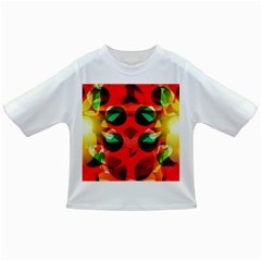 Abstract Digital Design Infant/toddler T Shirts