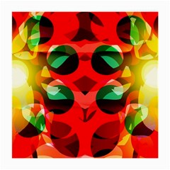 Abstract Digital Design Medium Glasses Cloth (2-Side)