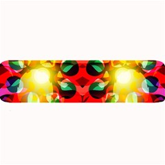 Abstract Digital Design Large Bar Mats
