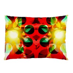 Abstract Digital Design Pillow Case
