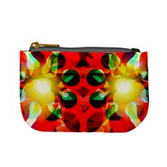 Abstract Digital Design Mini Coin Purses