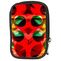 Abstract Digital Design Compact Camera Cases