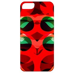 Abstract Digital Design Apple Iphone 5 Classic Hardshell Case