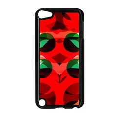 Abstract Digital Design Apple Ipod Touch 5 Case (black)
