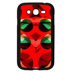 Abstract Digital Design Samsung Galaxy Grand Duos I9082 Case (black)