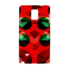 Abstract Digital Design Samsung Galaxy Note 4 Hardshell Case