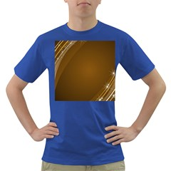 Abstract Background Dark T Shirt