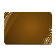 Abstract Background Plate Mats