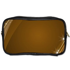 Abstract Background Toiletries Bags 2 Side
