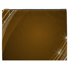 Abstract Background Cosmetic Bag (xxxl)
