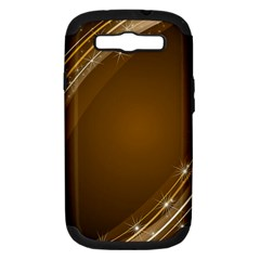 Abstract Background Samsung Galaxy S Iii Hardshell Case (pc+silicone)