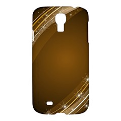 Abstract Background Samsung Galaxy S4 I9500/i9505 Hardshell Case