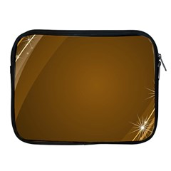 Abstract Background Apple Ipad 2/3/4 Zipper Cases
