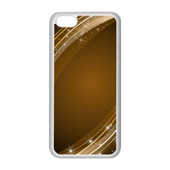 Abstract Background Apple Iphone 5c Seamless Case (white)