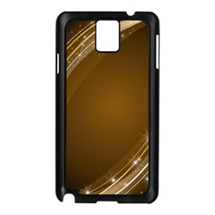 Abstract Background Samsung Galaxy Note 3 N9005 Case (black)